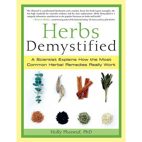 Herbs Demystified Image